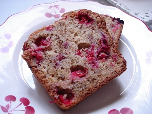 Cranberry-Orange-Nut Bread