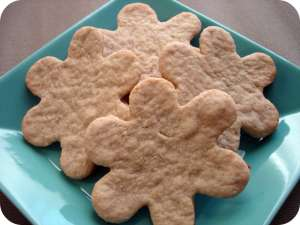 Peanut Butter Sconey Biscuits